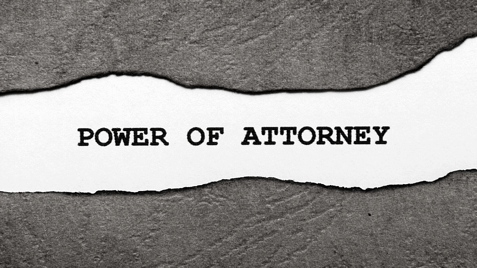 business power of attorney